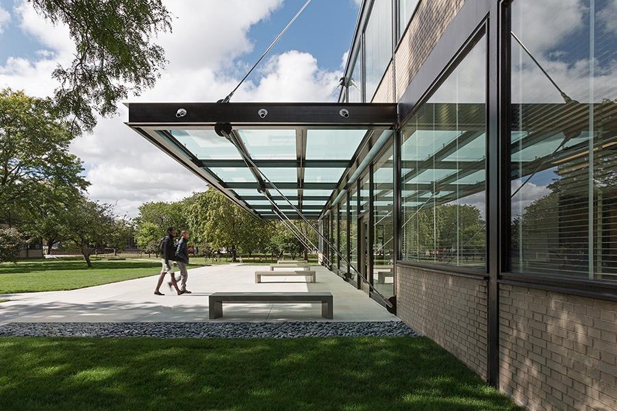 Retalliata Engineering Center at Illinois Institute of Technology